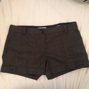 Dressy shorts.